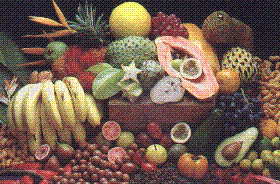 [ fruit on table, PNG ]